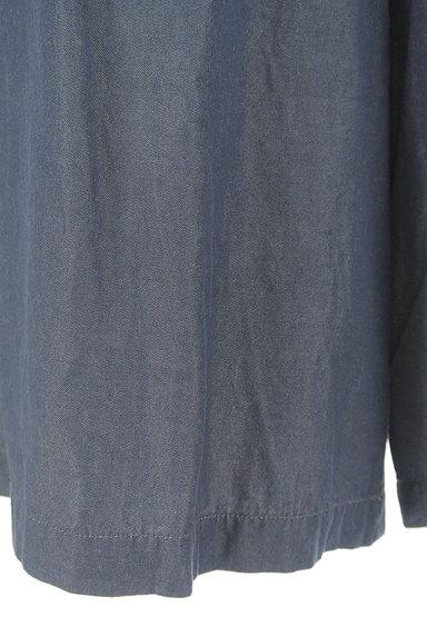 Sally Scott(サリースコット)の古着「シャンブレー膝下丈ハーフパンツ(ショートパンツ・ハーフパンツ)」大画像5へ