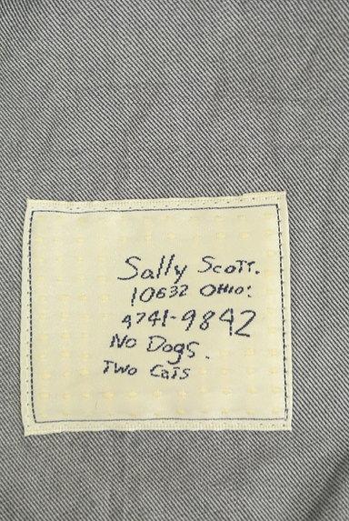 Sally Scott(サリースコット)の古着「シャンブレー膝下丈ハーフパンツ(ショートパンツ・ハーフパンツ)」大画像6へ