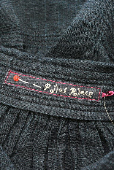 PAL'LAS PALACE(パラスパレス)の古着「コットンシアーシャツ(カジュアルシャツ)」大画像6へ