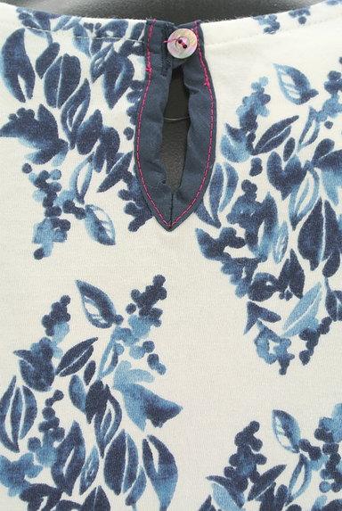 PAL'LAS PALACE(パラスパレス)の古着「花柄カットソー(カットソー・プルオーバー)」大画像4へ