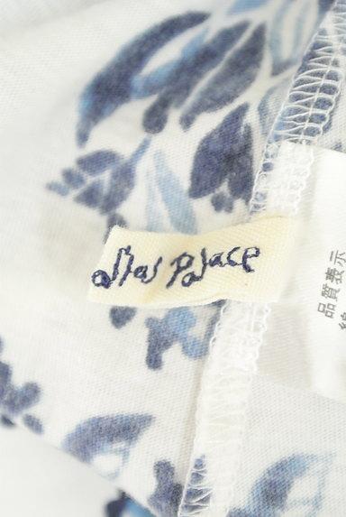 PAL'LAS PALACE(パラスパレス)の古着「花柄カットソー(カットソー・プルオーバー)」大画像6へ