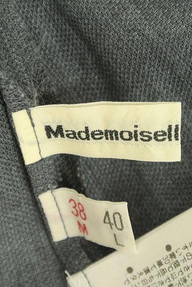 Mademoiselle NON NON(マドモアゼルノンノン)の古着「膝下丈リネンワンピース(ワンピース・チュニック)」大画像6へ