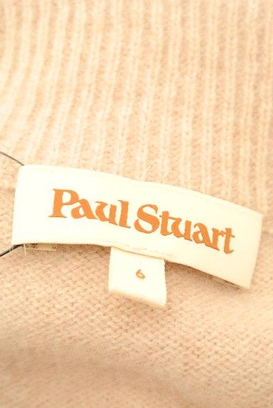 Paul Stuart(ポールスチュアート)の古着「アンゴラ混モックネックニット(ニット)」大画像6へ