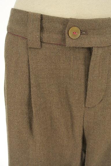 PAL'LAS PALACE(パラスパレス)の古着「ミディ丈ウールワイドパンツ(パンツ)」大画像4へ