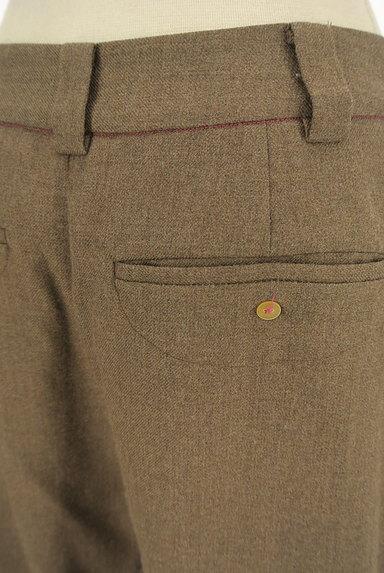 PAL'LAS PALACE(パラスパレス)の古着「ミディ丈ウールワイドパンツ(パンツ)」大画像5へ
