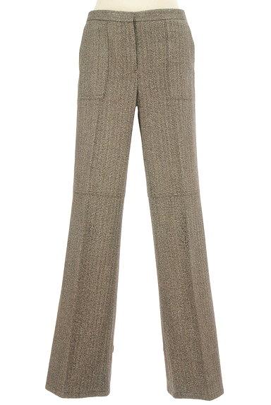 JOSEPH(ジョゼフ)の古着「センタープレスウールストレートパンツ(パンツ)」大画像1へ