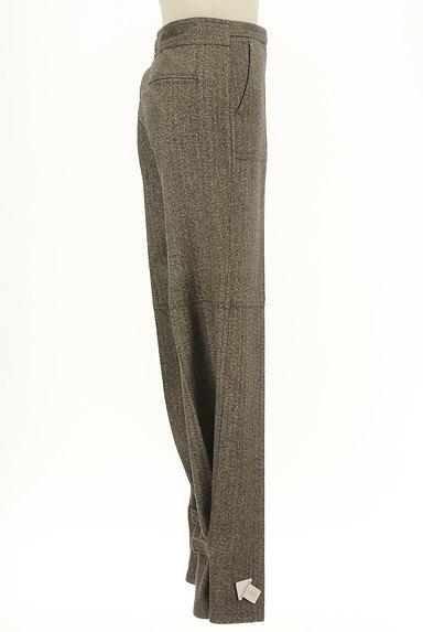 JOSEPH(ジョゼフ)の古着「センタープレスウールストレートパンツ(パンツ)」大画像4へ