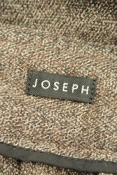 JOSEPH(ジョゼフ)の古着「センタープレスウールストレートパンツ(パンツ)」大画像6へ