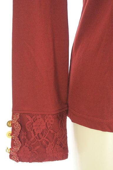 axes femme(アクシーズファム)の古着「装飾レース切替カットソー(カットソー・プルオーバー)」大画像5へ