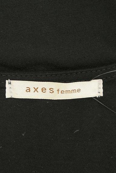 axes femme(アクシーズファム)の古着「装飾レースカットソー(カットソー・プルオーバー)」大画像6へ