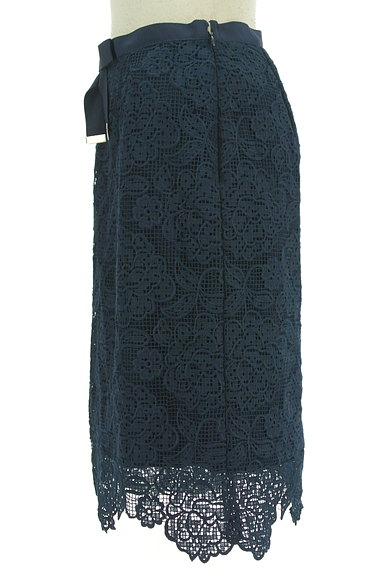MISCH MASCH(ミッシュマッシュ)の古着「花柄レース膝丈タイトスカート(スカート)」大画像3へ