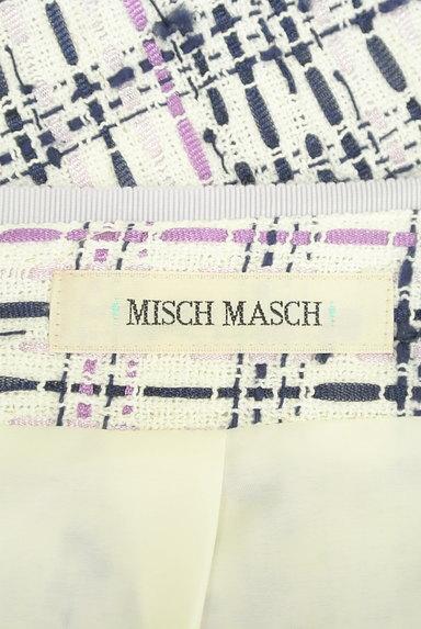 MISCH MASCH(ミッシュマッシュ)の古着「膝下丈ツイード調タイトスカート(スカート)」大画像6へ