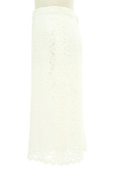 VICKY(ビッキー)の古着「膝下丈花柄総レースタイトスカート(スカート)」大画像3へ