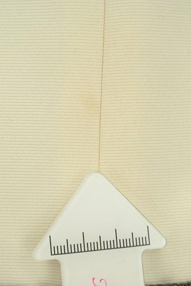 QUEENS COURT(クイーンズコート)の古着「ビジュー刺繍バイカラー膝丈ワンピース(ワンピース・チュニック)」大画像5へ