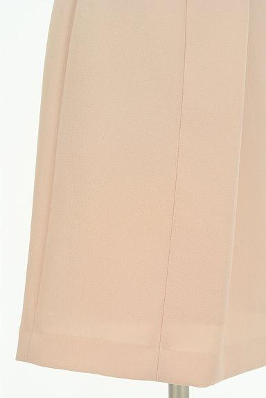 JUSGLITTY(ジャスグリッティー)の古着「ベルト付き膝丈アシメワンピース(ワンピース・チュニック)」大画像5へ