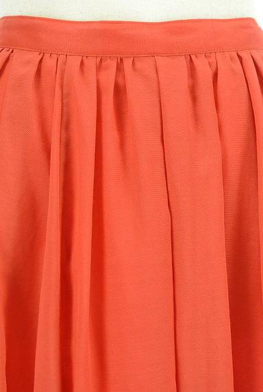 ROSSO(ロッソ)の古着「シアーロングフレアスカート(ロングスカート・マキシスカート)」大画像4へ