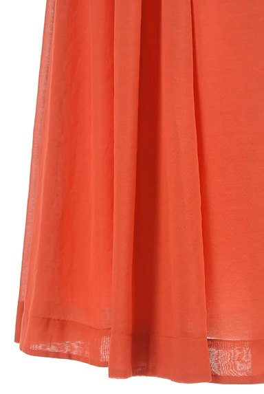 ROSSO(ロッソ)の古着「シアーロングフレアスカート(ロングスカート・マキシスカート)」大画像5へ