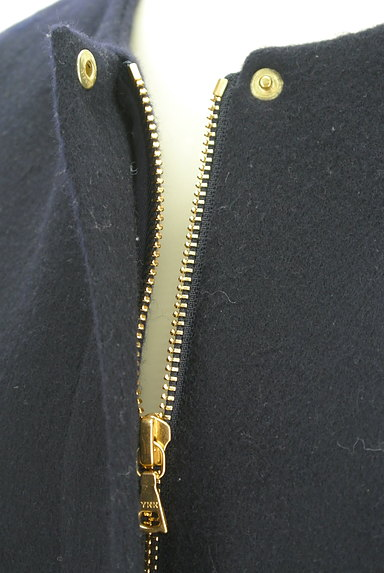 INDIVI(インディヴィ)の古着「ボリュームファーフードロングコート(コート)」大画像5へ