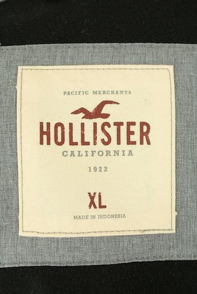 Hollister Co.(ホリスター)の古着「ジップアップフーディブルゾン(ブルゾン・スタジャン)」大画像6へ