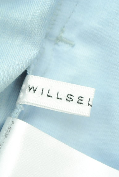 WILLSELECTION(ウィルセレクション)の古着「ウエストリボン付きカプリパンツ(パンツ)」大画像6へ
