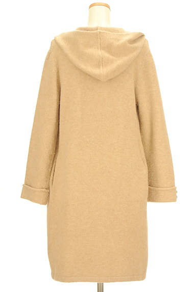 Rirandture(リランドチュール)の古着「袖口装飾フロントオープンロングカーデ(カーディガン・ボレロ)」大画像2へ