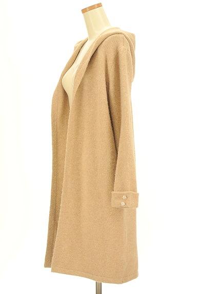Rirandture(リランドチュール)の古着「袖口装飾フロントオープンロングカーデ(カーディガン・ボレロ)」大画像3へ
