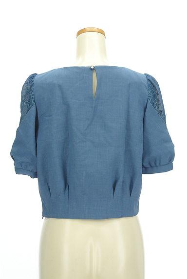 Rirandture(リランドチュール)の古着「シアーレース袖カットソー(カットソー・プルオーバー)」大画像2へ