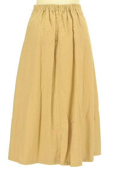 YECCA VECCA(イェッカヴェッカ)の古着「花柄レースラップ風ミモレ丈スカート(ロングスカート・マキシスカート)」大画像2へ