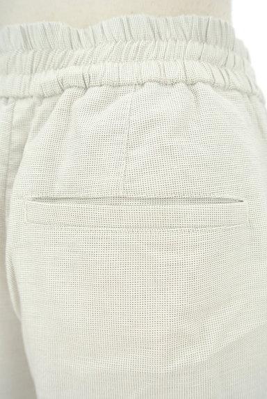 LOUNIE(ルーニィ)の古着「コットンリネンセンタープレスハーフパンツ(ショートパンツ・ハーフパンツ)」大画像5へ