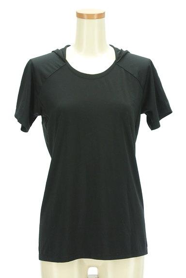 NIKE(ナイキ)の古着「DRY FITフーディラグランTシャツ(Tシャツ)」大画像1へ