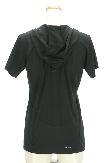 NIKE(ナイキ)の古着「DRY FITフーディラグランTシャツ(Tシャツ)」大画像2へ