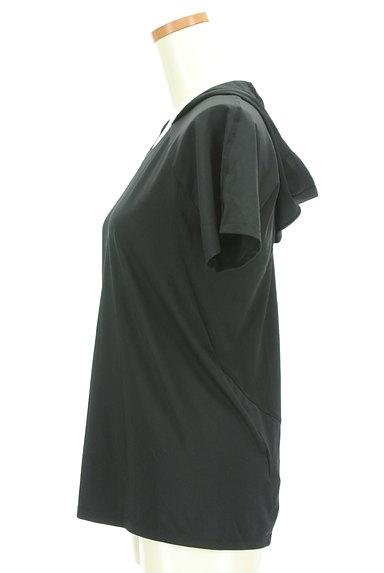 NIKE(ナイキ)の古着「DRY FITフーディラグランTシャツ(Tシャツ)」大画像3へ