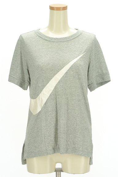 NIKE(ナイキ)の古着「ブランドマークプリントTシャツ(Tシャツ)」大画像1へ