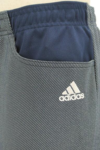 adidas(アディダス)の古着「ボーダーリブ裾ジャージパンツ(ジャージボトムス)」大画像4へ