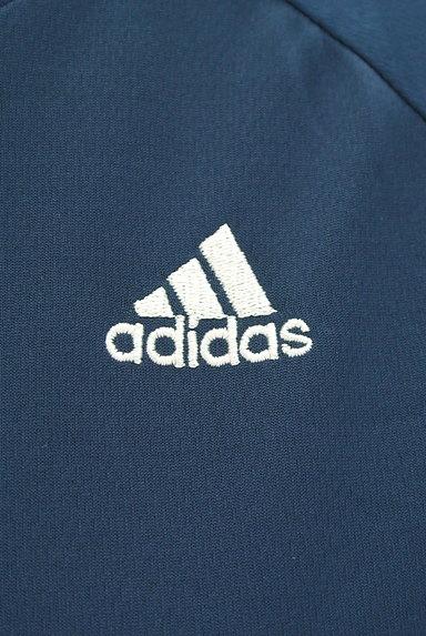 adidas(アディダス)の古着「ドット柄ラグランTシャツ(カットソー・プルオーバー)」大画像4へ