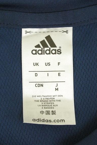 adidas(アディダス)の古着「ドット柄ラグランTシャツ(カットソー・プルオーバー)」大画像6へ