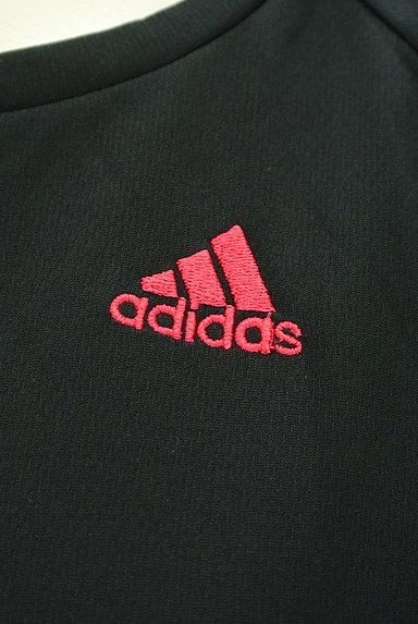 adidas(アディダス)の古着「ライン入りラグランTシャツ(Tシャツ)」大画像4へ
