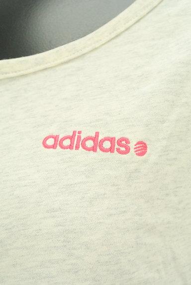 adidas(アディダス)の古着「フリルフレアカットソー(Tシャツ)」大画像4へ