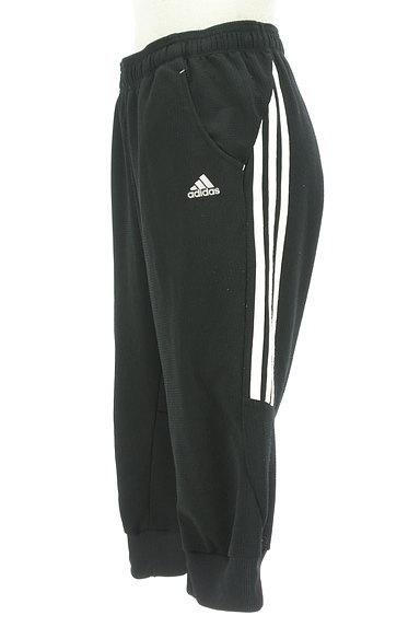adidas(アディダス)の古着「サイドラインクロップド丈パンツ(ジャージボトムス)」大画像3へ