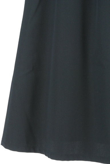 NATURAL BEAUTY BASIC(ナチュラルビューティベーシック)の古着「ベルト付きボックスプリーツ膝下丈スカート(スカート)」大画像5へ