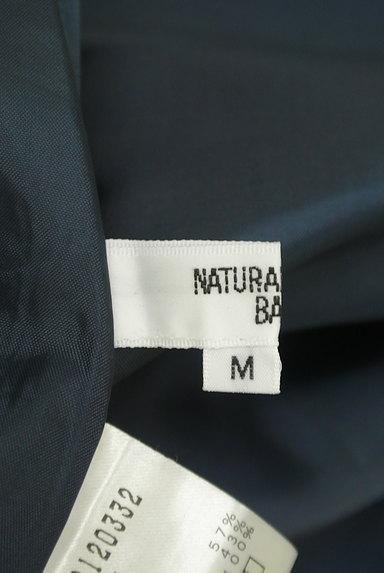 NATURAL BEAUTY BASIC(ナチュラルビューティベーシック)の古着「ベルト付きボックスプリーツ膝下丈スカート(スカート)」大画像6へ