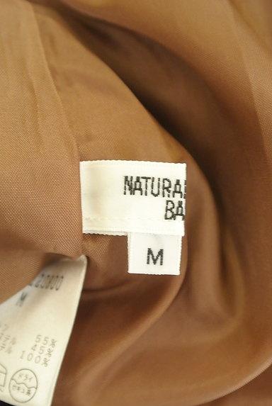 NATURAL BEAUTY BASIC(ナチュラルビューティベーシック)の古着「ベルト付きラップ風膝下丈スカート(スカート)」大画像6へ