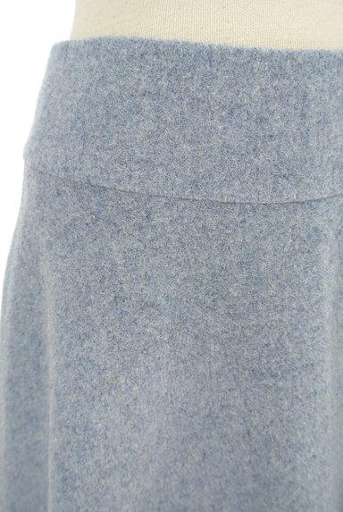 NATURAL BEAUTY BASIC(ナチュラルビューティベーシック)の古着「ウールサーキュラーミニスカート(ミニスカート)」大画像4へ