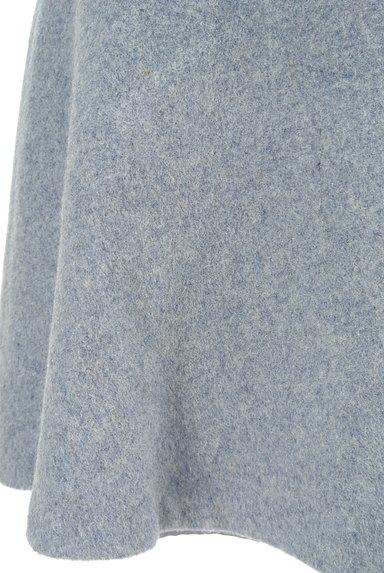 NATURAL BEAUTY BASIC(ナチュラルビューティベーシック)の古着「ウールサーキュラーミニスカート(ミニスカート)」大画像5へ