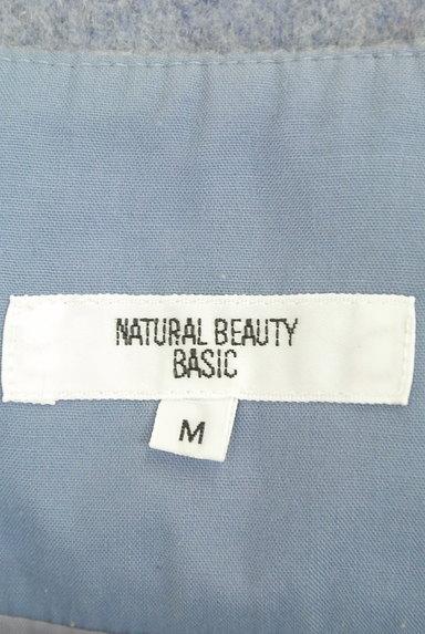 NATURAL BEAUTY BASIC(ナチュラルビューティベーシック)の古着「ウールサーキュラーミニスカート(ミニスカート)」大画像6へ