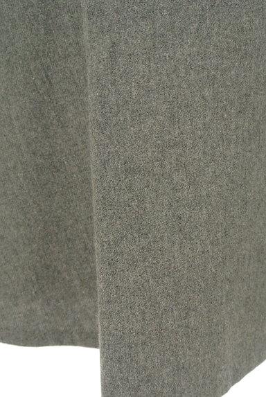 NATURAL BEAUTY BASIC(ナチュラルビューティベーシック)の古着「ウールフレアミニスカート(ミニスカート)」大画像5へ