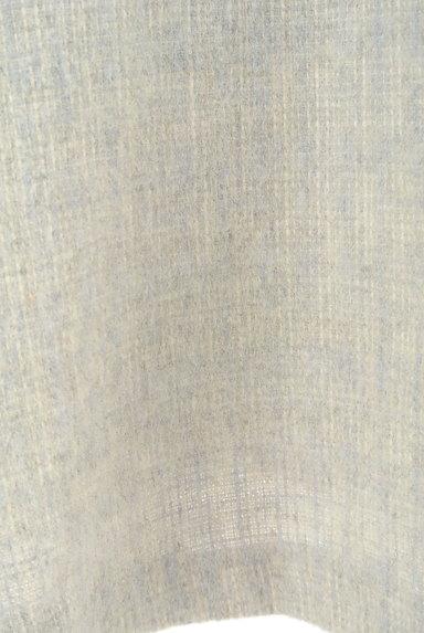NATURAL BEAUTY BASIC(ナチュラルビューティベーシック)の古着「チェック柄ウールフレアスカート(スカート)」大画像5へ