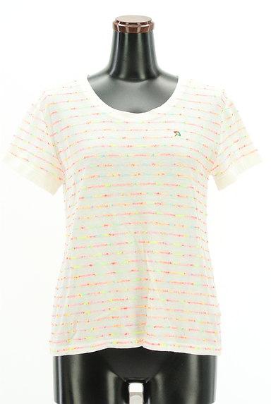 ARNOLD PALMER(アーノルドパーマー)の古着「カラフルネオンTシャツ(Tシャツ)」大画像1へ