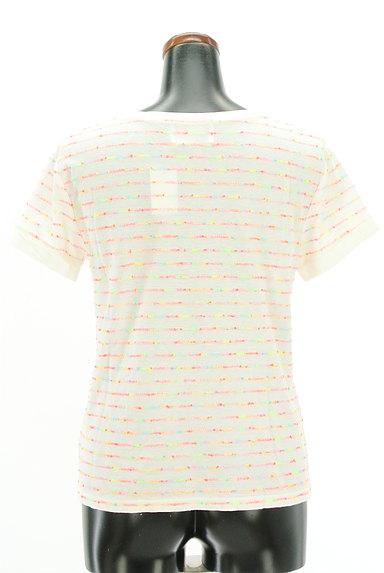 ARNOLD PALMER(アーノルドパーマー)の古着「カラフルネオンTシャツ(Tシャツ)」大画像2へ