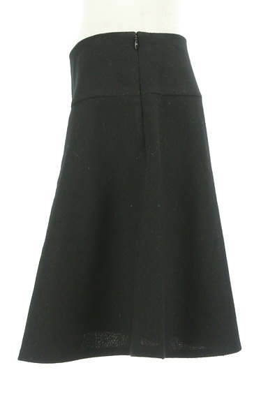 NATURAL BEAUTY BASIC(ナチュラルビューティベーシック)の古着「ウールフレアミニスカート(ミニスカート)」大画像3へ